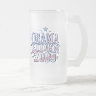 Obama Biden '09 Graphic Gear Coffee Mugs