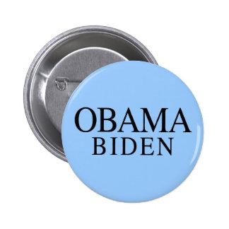 Obama Biden 2008 Button