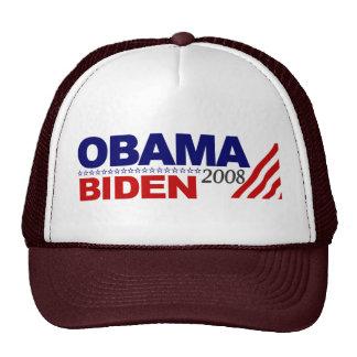 Obama Biden 2008 Hat