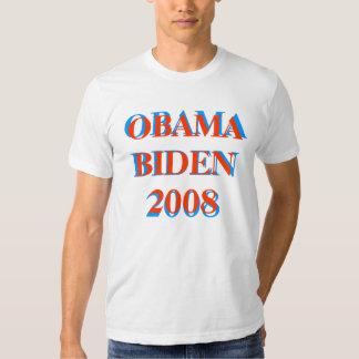 OBAMA BIDEN 2008, OBAMA BIDEN 2008 SHIRT
