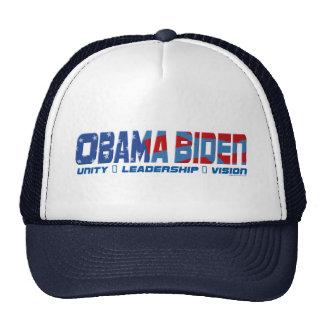 Obama Biden 2009 Gear Cap