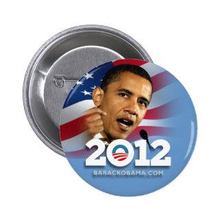 Obama Biden 2012 Pin