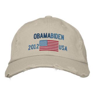 Obama Biden 2012 Baseball Cap
