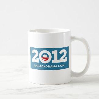 Obama Biden 2012 Basic White Mug
