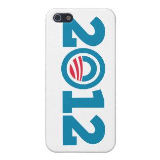 Obama / Biden 2012 (Blue) Case For iPhone 5