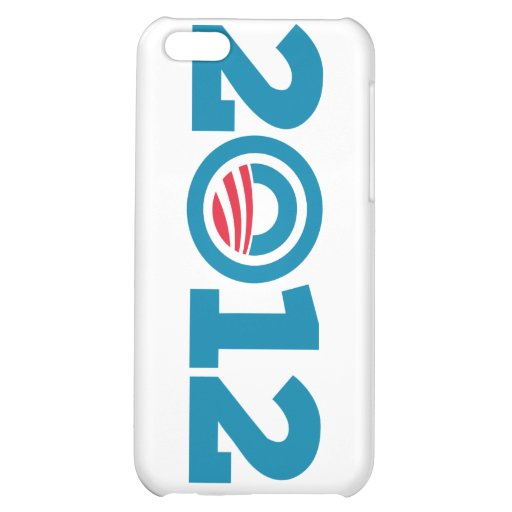 Obama / Biden 2012 (Blue) Cover For iPhone 5C