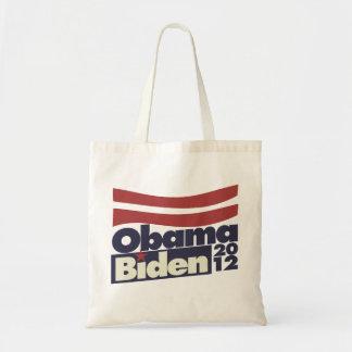 Obama Biden 2012 Budget Tote Bag