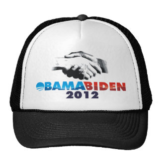 obama biden 2012 mesh hat