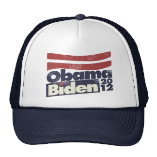 Obama Biden 2012 Cap