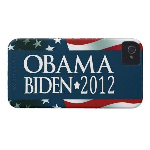 Obama Biden 2012 Blackberry Bold Cover
