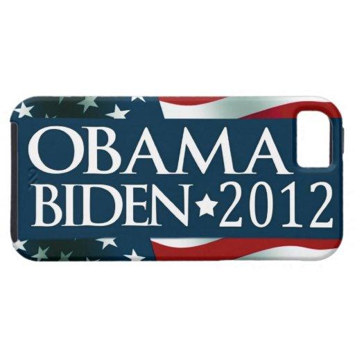 Obama Biden 2012 iPhone 5 Covers