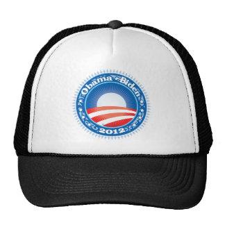 Obama Biden 2012 Circle Cap