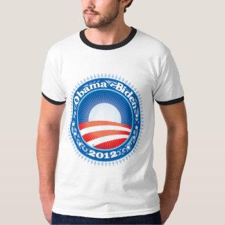 Obama Biden 2012 Circle Tees