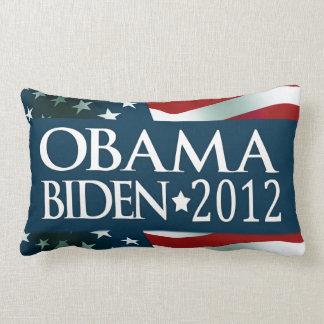 Obama Biden 2012 Throw Cushion