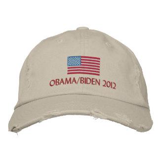 Obama Biden 2012 Embroidered Hats