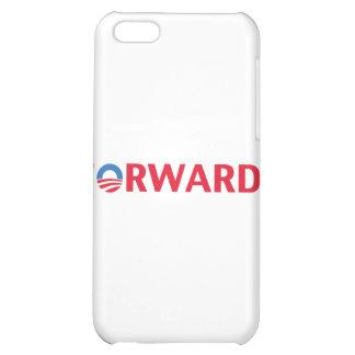 Obama / Biden 2012 Forward Slogan (Red) iPhone 5C Cover
