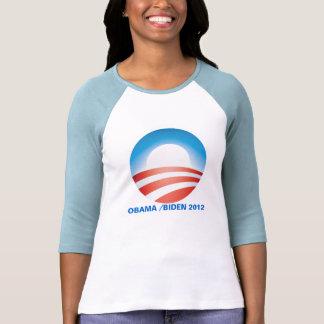 Obama Biden 2012 Forward! T-shirt