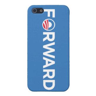 Obama Biden 2012 Forward (White on Light Blue) Case For iPhone 5