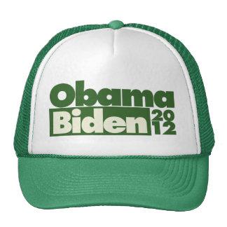 Obama Biden 2012 Hat
