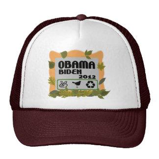 Obama Biden 2012 Trucker Hats