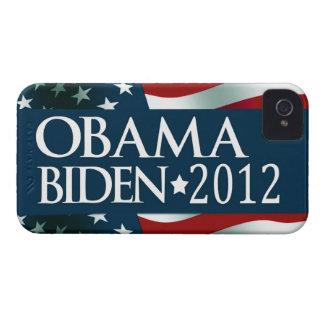 Obama Biden 2012 iPhone 4 Case-Mate Cases