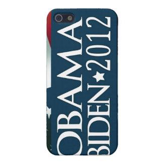 Obama Biden 2012 iPhone 5 Cover