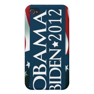Obama Biden 2012 iPhone 4 Cases