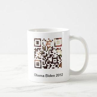 Obama Biden 2012 Mugs