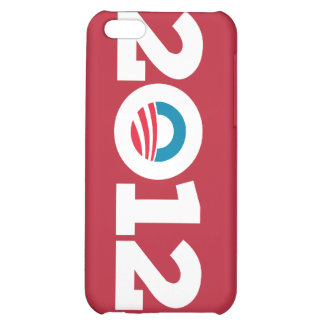 Obama Biden 2012 Red iPhone 5C Covers