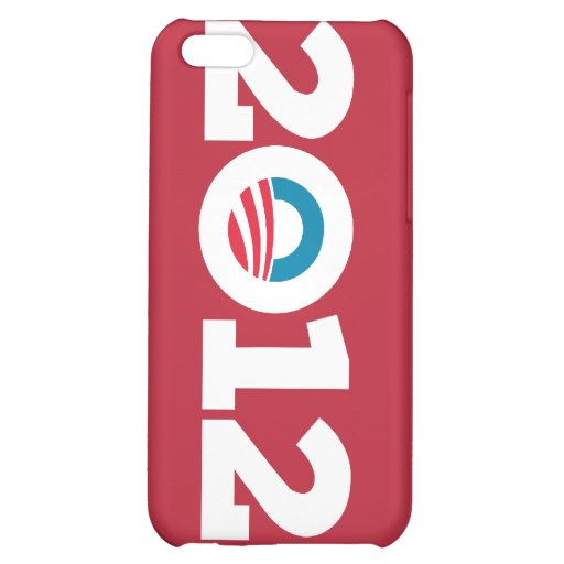 Obama / Biden 2012 (Red) iPhone 5C Covers