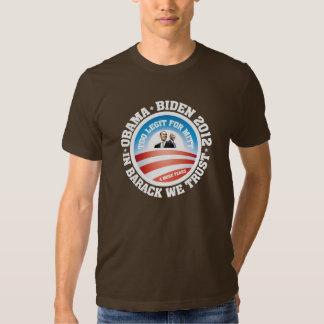 Obama - Biden 2012 T Shirts