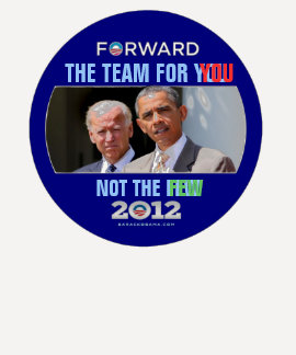 Obama Biden 2012 :The Team for YOU Shirts