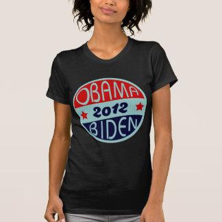 obama biden 2012 vintage tshirt