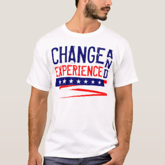 OBAMA-BIDEN (2 sided) T-Shirt