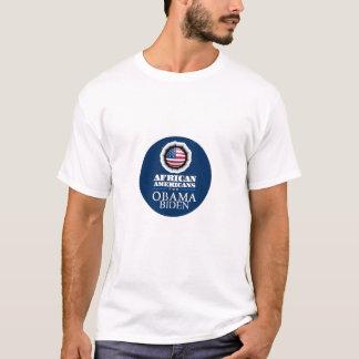 Obama Biden AFRICAN AMERICANS T-Shirt