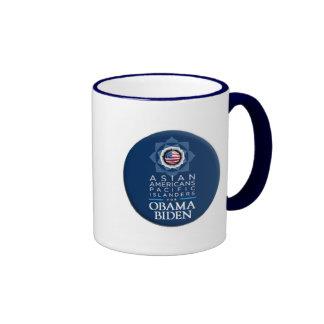 Obama Biden ASIANS Mug