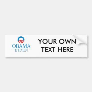 Obama / Biden Bumper Stickers