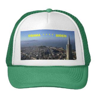 Obama - Biden Cap Mesh Hat