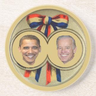 Obama Biden Coaster