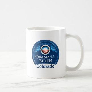 Obama Biden COLORADO Mugs