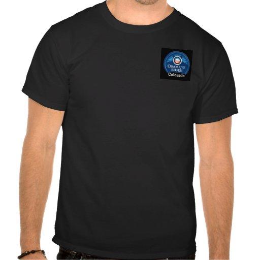 Obama Biden COLORADO T Shirt