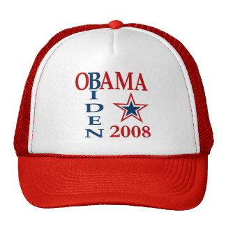 Obama Biden Cross 2008 Cap