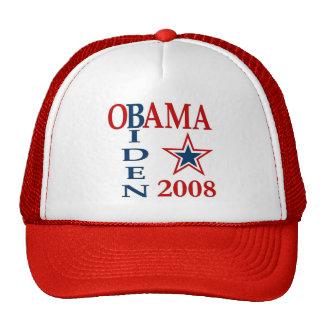 Obama Biden Cross 2008 Cap