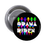Obama Biden Design Zazzle Products 6 Cm Round Badge