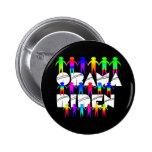 Obama Biden Design Zazzle Products 6 Cm Round Badge
