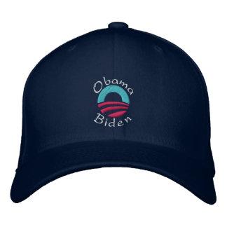Obama Biden Embroidered Hat