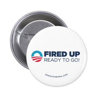 Obama Biden Fired Up Ready To Go White Pins