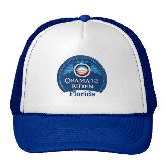 Obama Biden FLORIDA Trucker Hat