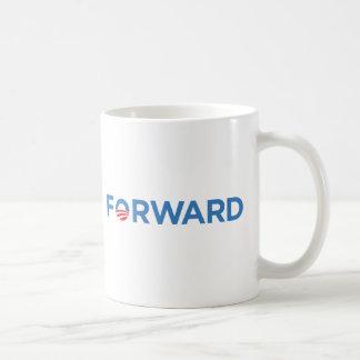 Obama / Biden Forward Light Blue Coffee Mug