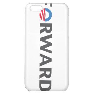 Obama / Biden Forward Slogan (Grey) Cover For iPhone 5C